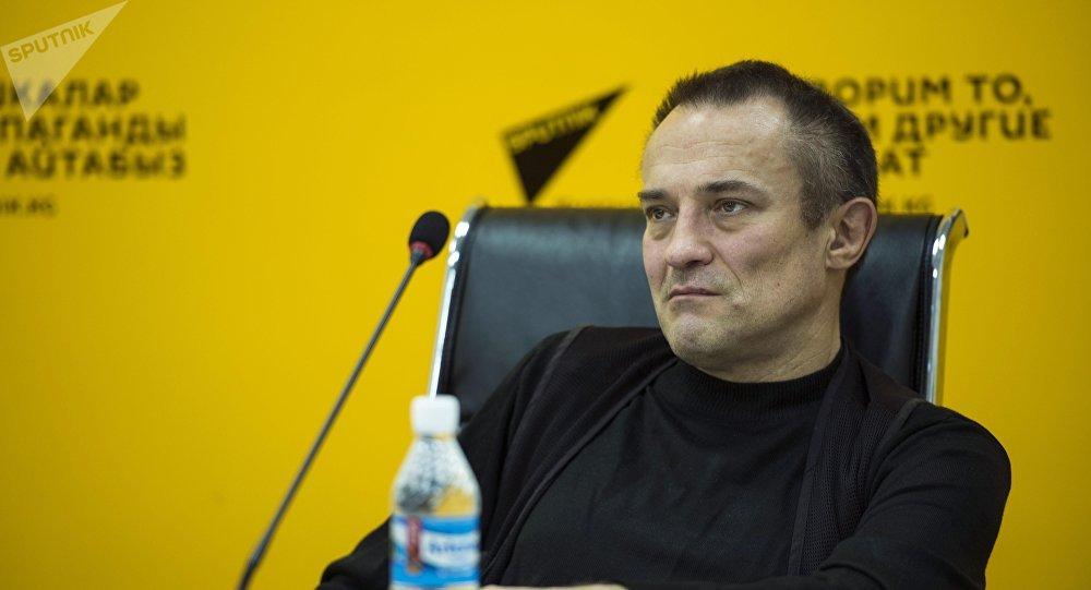 Генеральный директор аналитического центра Стратегия Восток — Запад Дмитрий Орлов