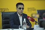 КСДП фракциясынын депутаты Дастан Бекешевдин архивдик сүрөтү
