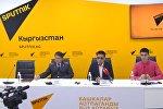 Ужесточение наказания за нарушение ПДД обсудили в Sputnik Кыргызстан
