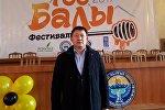 БУУнун соода көмөк көрсөтүү долбоорунун Ош облусундагы координатору Азамат Касымов