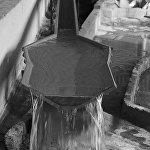 Суу чарбасы жана энергетика илимий-изилдөө институтунун адистери республиканын ирригация системасын жакшыртуу максатында сыноо жүргүзүүдө, 1972-жыл
