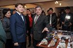 Премьер-министр Сапар Исаков 10-ноябрда илим күнүнө карата уюштурулган иш-чарага катышты