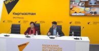 100-летие Октябрьской революции обсудили в МПЦ Sputnik Кыргызстан