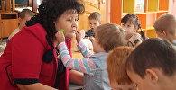 Директор детского дома Умит Майра Бейсеканова