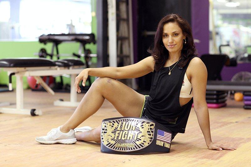 Именитая уроженка Кыргызстана, многократная чемпионка мира среди любителей и профессионалов Антонина Шевченко