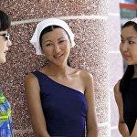 90-жылдардын аягы, 2000-жылдардын башындагы Бишкектеги моданын жүзү курусун... Бирок аны да басып өттүк