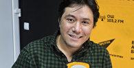 Белгилүү актер Азиз Мурадиллаев