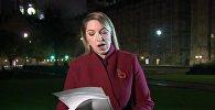 Пранкеры прервали прямой эфир BBC женскими стонами – видео