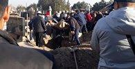 Жогорку Кеңештин депутаты Улан Чолпонбаевдин сөөгү жерге берилди