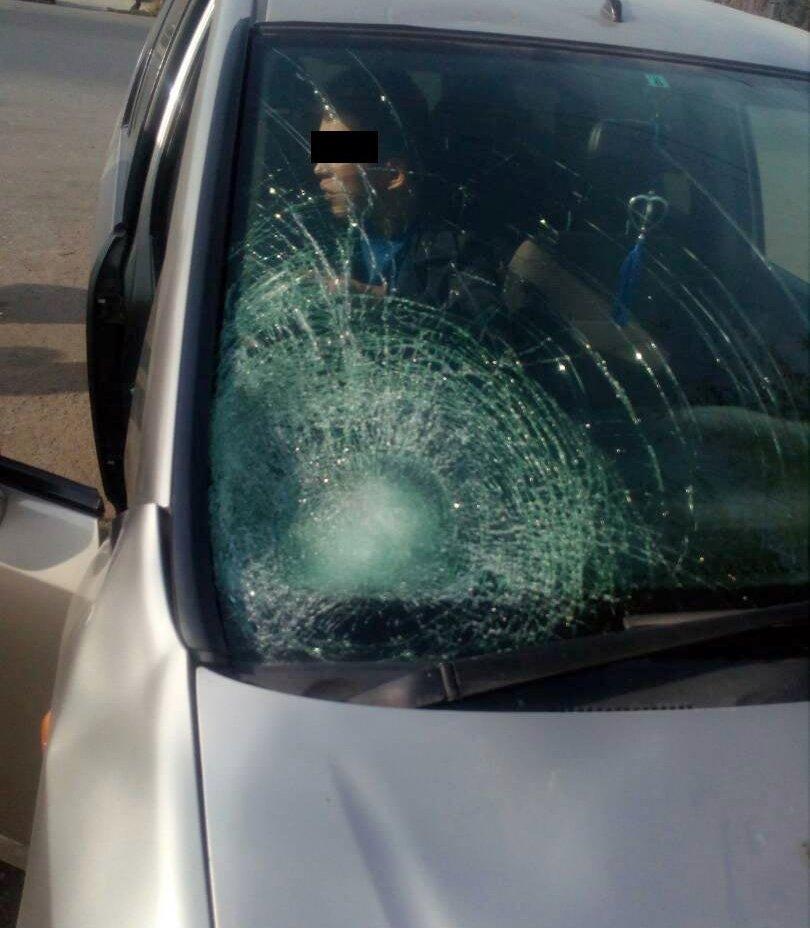 В Ошской области произошел смертельный наезд на пешехода на автомобиле управляя Honda Stream