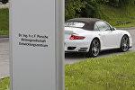 Porsche автоунаасы. Архив