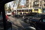 ДТП в Бишкеке