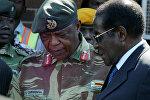 Президент Роберт Мугабенин архивдик сүрөтү