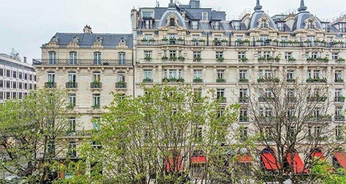 Покупка квартиры представителем властей Казахстана в Париже за 65 миллионов евро