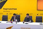 Развитие сферы туризма обсудили в МПЦ Sputnik Кыргызстан