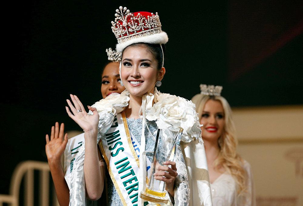 Miss International в этом году стала 21-летняя индонезийка Лиллиана Кевин
