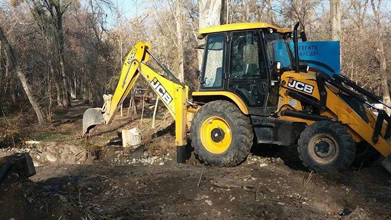 По инициативе Свердловской районной администрации специалистами МП Бишкекглавархитектура был разработан проект реконструкции парка, и реализация данного проекта будет проходить поэтапно