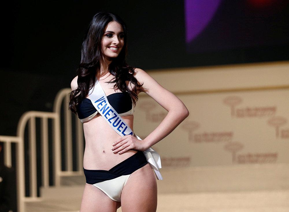 Второй вице-мисс конкурса стала венесуэлка Диана Макарена Кросе Гарсия