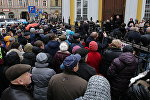 В Риге проходит прощание с писателем и сатириком Михаилом Задорновым