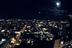 АКШда асмандан метеориттин кулаганы видео байкоого түшүп калган