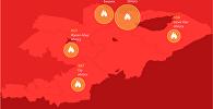 Кыргызстанда чыккан өрттөрдүн себептери жана кесепеттери