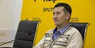 Психолог Ильдар Акбутин