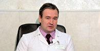 Зам главного врача минской городской больницы Святослав Вельгин