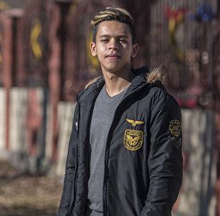 Яссер Эльварраки — единственный кыргызстанский студент, который приехал из Марокко
