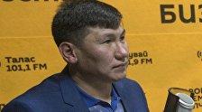 Экс-депутат Улукбек Кочкоровдун архивдик сүрөтү