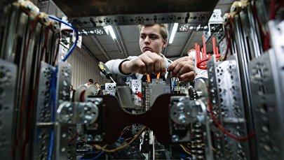 Фестиваль робототехники. Архивное фото