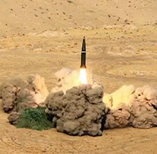 Мощно! Видео запуска обновленной ракеты Искандер-М в Таджикистане