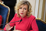 Официальный представитель МИД РФ Мария Захарова. Архивное фото