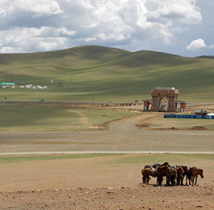 Монголия. Архивное фото