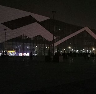 Бишкектеги Asia Mall соода борборунда электр энергиясы өчүп калды