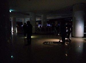 Бишкектеги Asia Mall соода борборуна электр энергиясы кайрадан бериле баштады