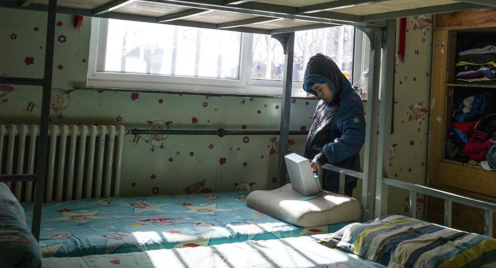 Воспитанник детского дома. Архивное фото