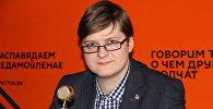 Архивное фото политолога Петра Петровского