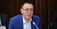 Архивное фото назначенного вице-премьер-министром КР Толкунбека Абдыгулова