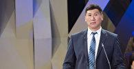 Экс-депутат ЖК Улукбек Кочкоров. Архивное фото