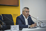 Кыргызстандын бизнес-омбудсмени Робин Орд-Смит. Архивдик сүрөт