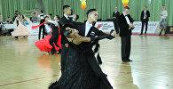 Танцевальные пары из Кыргызстана завоевали три золотых медали на международном турнире по спортивным бальным танцам Вальс осени — 2017 в Казахстане
