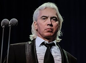 Архивное фото оперного певца Дмитрия Хворостовского