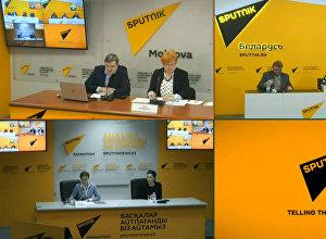 Проблему жестокого обращения с детьми обсудили в МПЦ Sputnik Кыргызстан