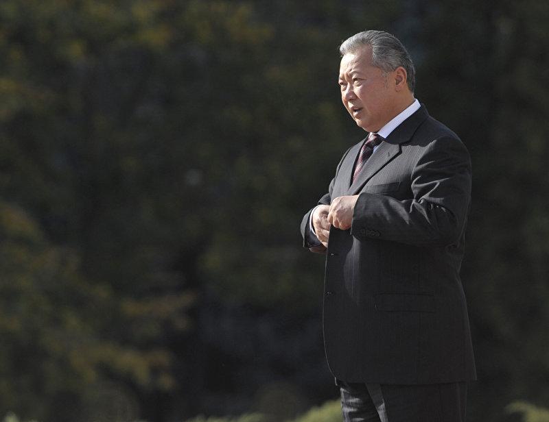 Рабочий визит президента России в Киргизию