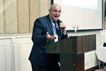 Исполнительный директор Регионального экологического центра ЦА (РЭЦЦА, Узбекистан) Искандар Абдуллаев