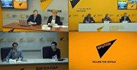 Ситуацию с насилием в отношении женщин обсудили в МПЦ Sputnik Кыргызстан