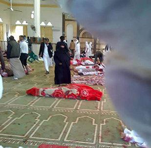 Боевики напали на мечеть в египетской провинции Северный Синай, устроив взрыв и стрельбу во время пятничной молитвы