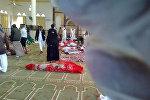 Террорчулар Египеттин Түндүк Синай провинциясындагы мечитте жума намаз окулуп жаткан маалда жардыруу кылы