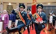 Торжественная церемония инаугурации президента КР. Архивное фото