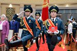 Кыргызстан президентинин инаугурациясы учурунда. Архив